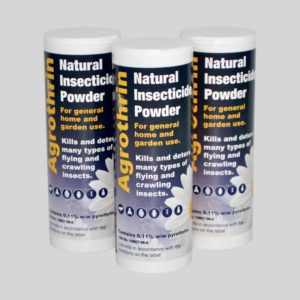 Agrothrin Natural Insecticide powder for killing crawling insects
