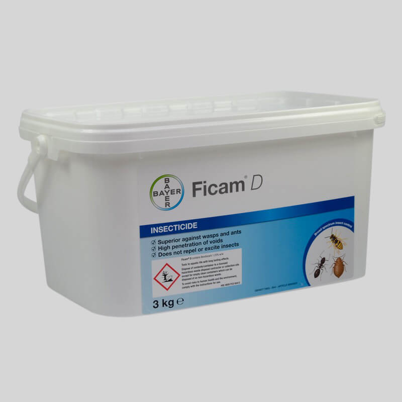 Ficam D Insecticide Powder