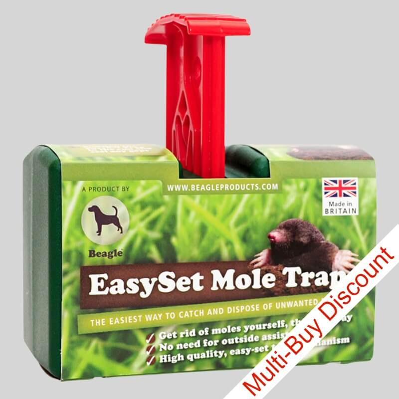 easy set mole trap