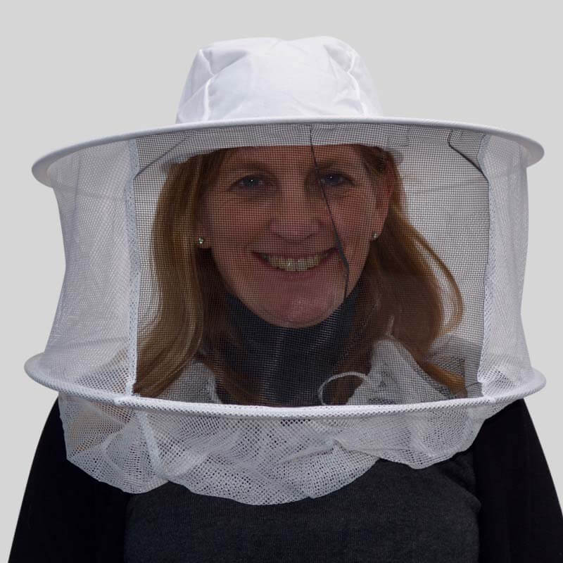 Beer or Wasp Hat & Veil
