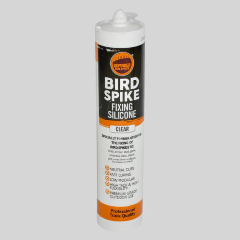 Defender Bird Spike Fixing Silicone
