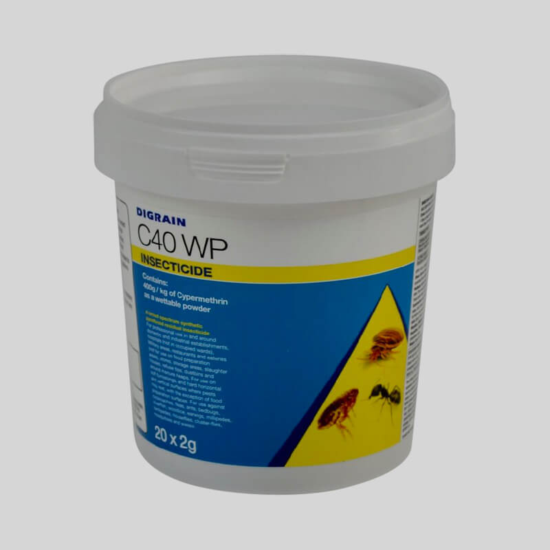 Digrain cypermethrin wettable powder