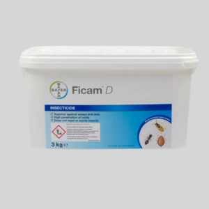 Ficam D Insecticide Powder Tub