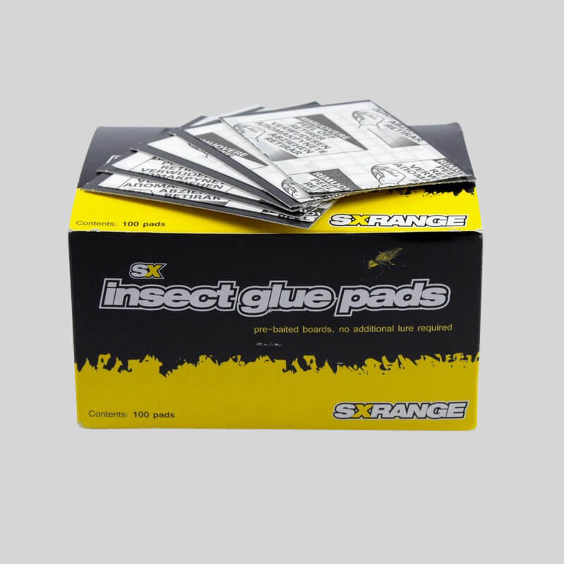 Insect glue pads x 10