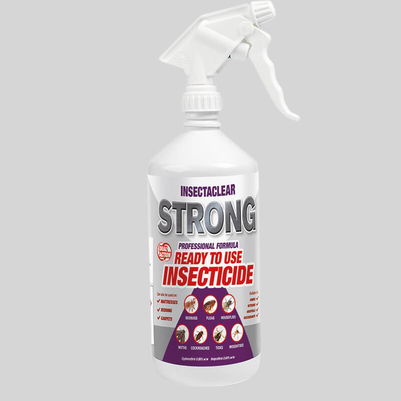 Insectaclear Strong Bedbug Spray