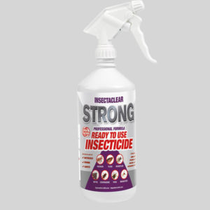 Insectaclear Strong Carpet Moth Spray Bottle