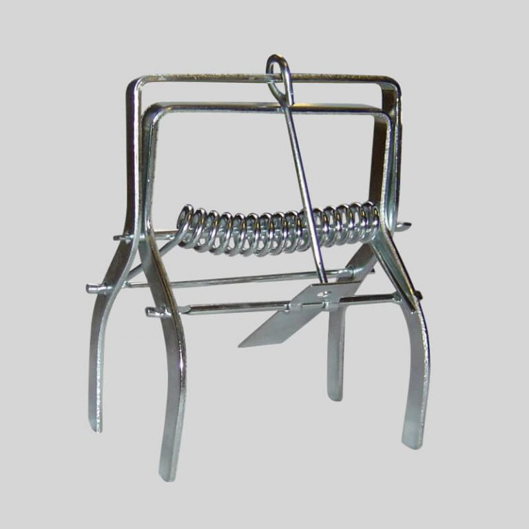 Scissor design Mole Trap