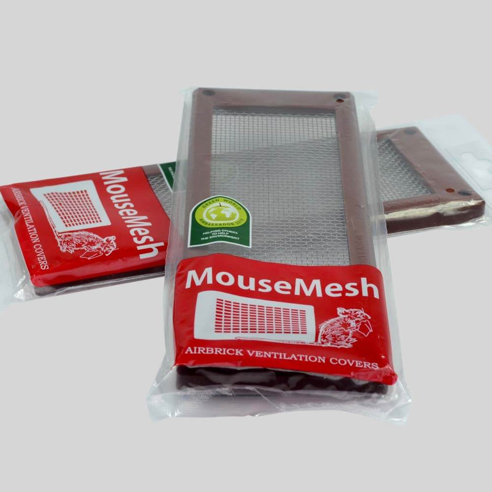 Mouse Mesh Grill Packaged