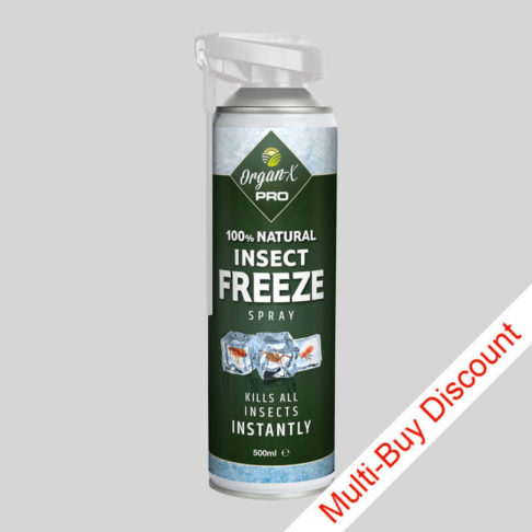 Organ X Cockroach Freeze Spray
