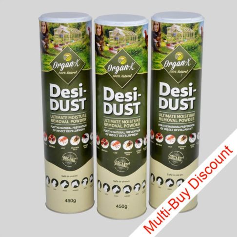Organ-X Desk-Dust Insect killer powder