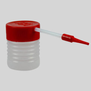 Pest Pistol Powder Duster with Tube Inserted