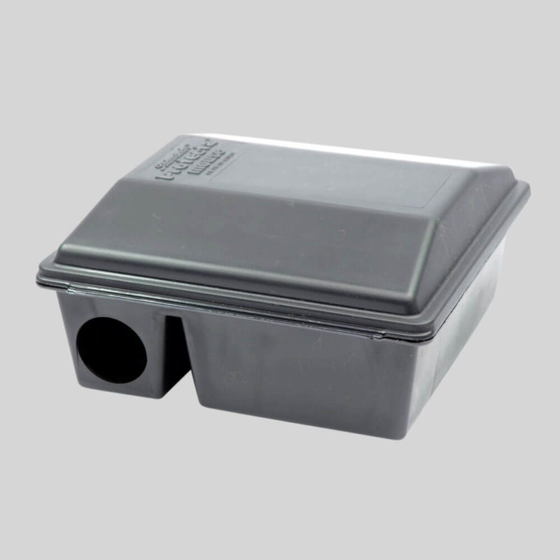 Protecta mouse bait box closed