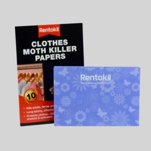 Rentokil Clothes Moth Killer Papers
