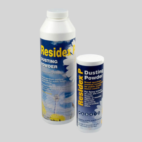 Residex P Carpet Moth Killer Powder