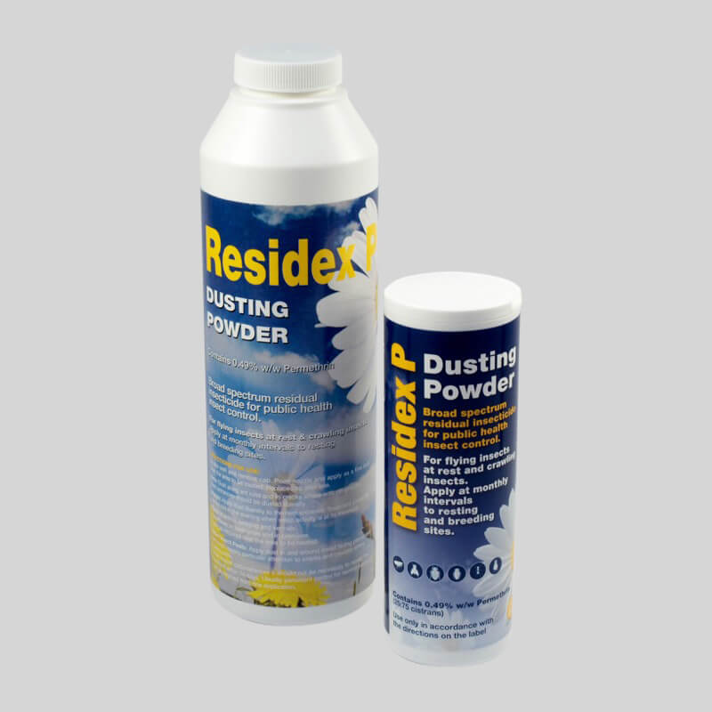 Residex P 100g and 300g