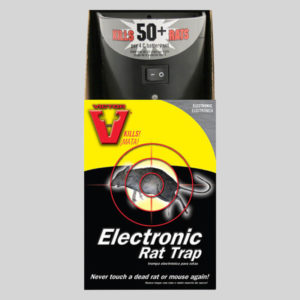 Victor Electronic Rat Trap Box