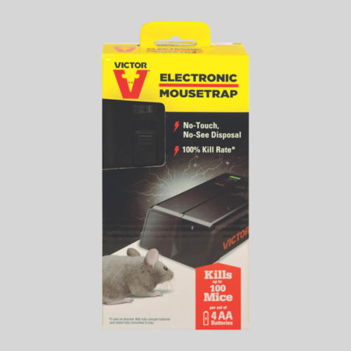 Victor Electronic Mouse Trap Box