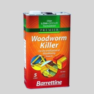Woodworm Fluid Killer