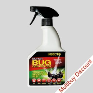 Insecto Super Bug Bedbug Destroyer 500ml
