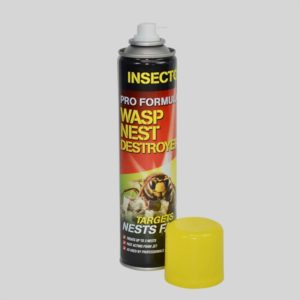 Insecto Wasp Nest Destroyer Lid Off
