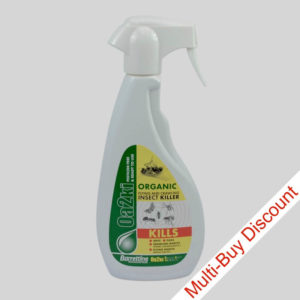 Oa2ki Organic Flea Spray 500ml