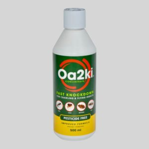 Oa2ki Professional Flea Spray Concentrate