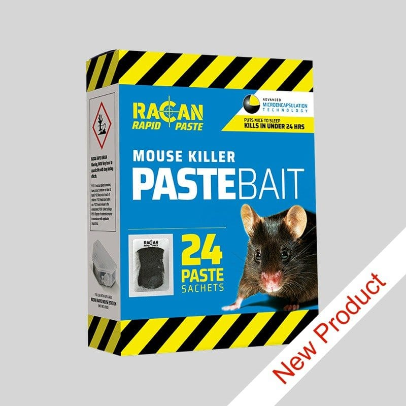 Racan mouse Killer paste sachets