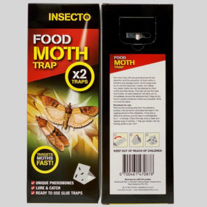 Trap for food moths