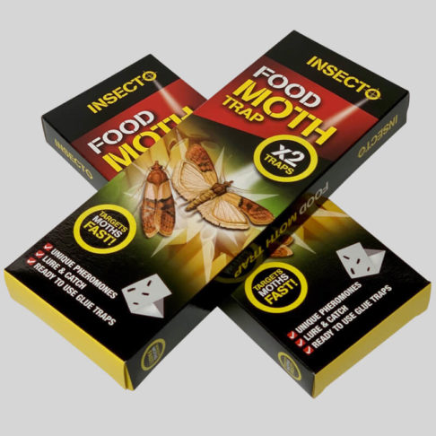 Insecto food moth traps