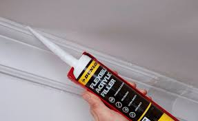 sealing up entry points to prevent booklice